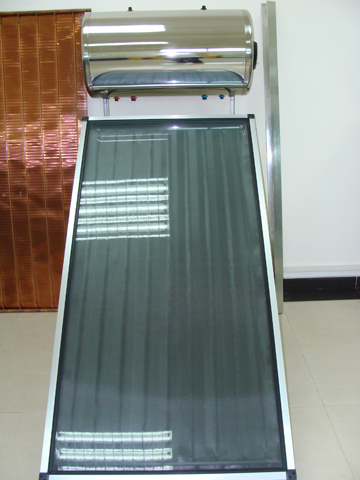 Solar Water Heater System Aluminum cover